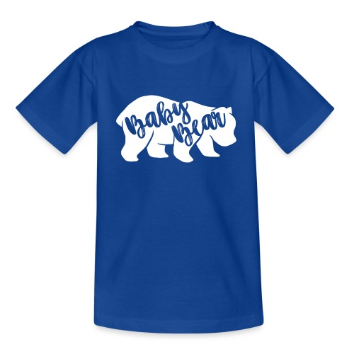Baby Bear - für Eltern-Baby-Partnerlook - Kinder T-Shirt