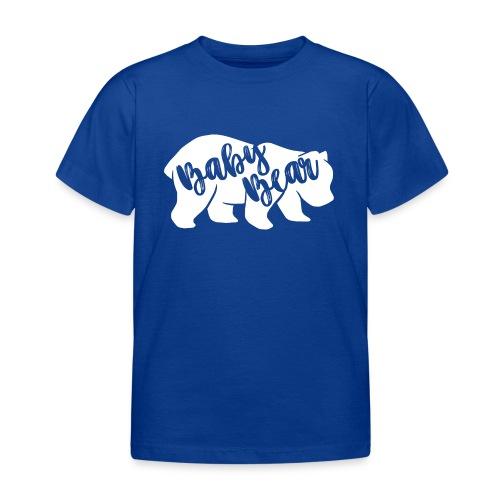 Baby Bear - für Eltern-Baby-Partnerlook - Kinder T-Shirt