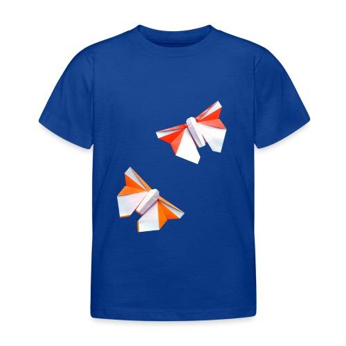 Butterflies Origami - Butterflies - Mariposas - Kids' T-Shirt