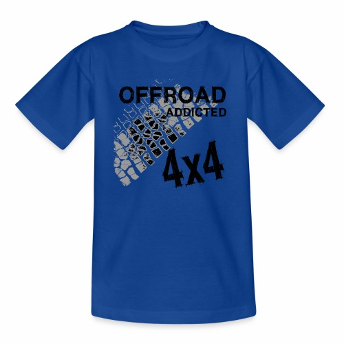 OFF Road Addicted - Kinder T-Shirt
