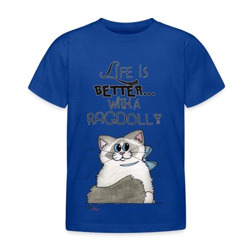 Ragdoll - Maglietta per bambini