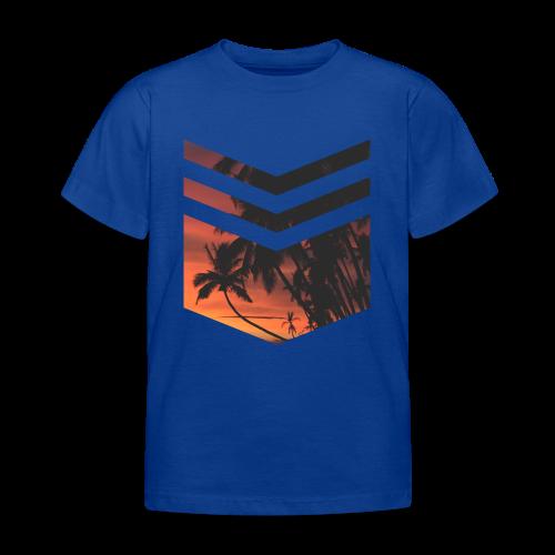 Palm Beach - Kinder T-Shirt