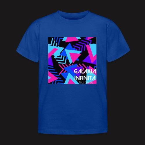Sencillo Galaxia Infinita - Camiseta niño