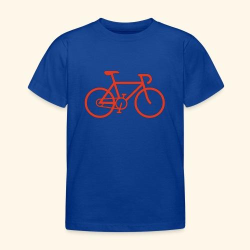 Rennrad, Race-Bike, Fahrrad - Kinder T-Shirt