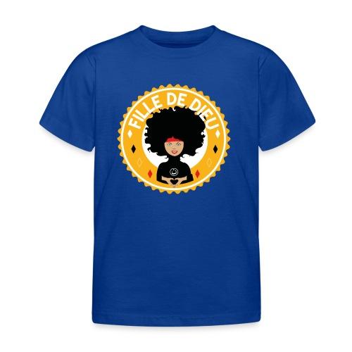 fillededieujaune - T-shirt Enfant