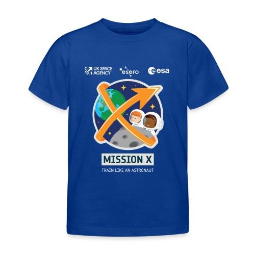 Mission X - Kids' T-Shirt