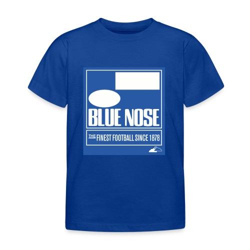 blue nose - Kids' T-Shirt