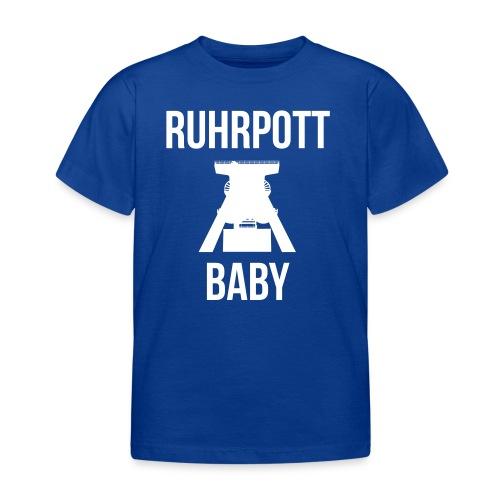 RUHRPOTT BABY - Deine Ruhrpott Stadt - Kinder T-Shirt
