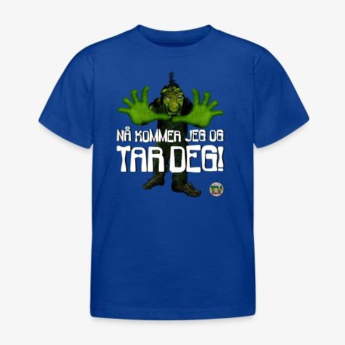 Troll - T-skjorte for barn