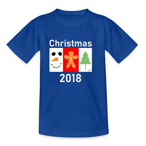 Christmas 2018 - Kids' T-Shirt