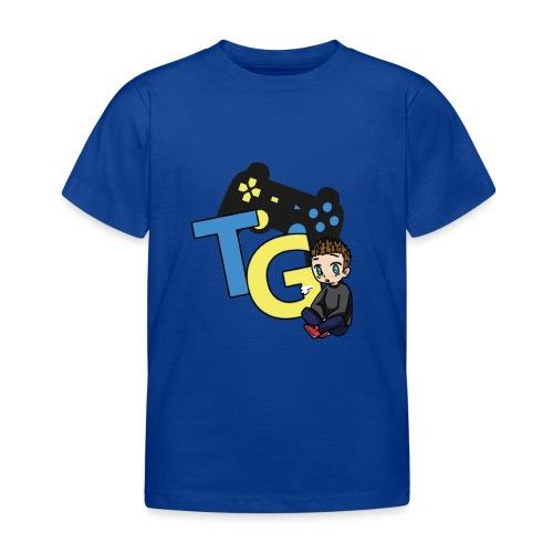 logo kanału z M@tisem - Koszulka dziecięca