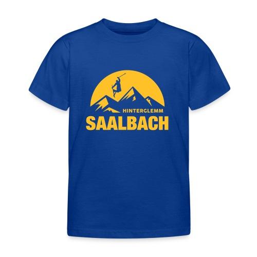 Summit Saalbach - Kinderen T-shirt