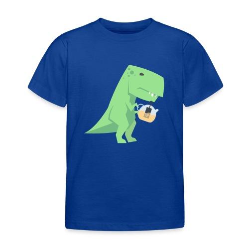 Tea-Saurus - Kinder T-Shirt