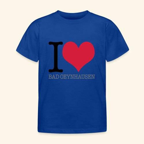 Love is in the Kurstadt - Kinder T-Shirt