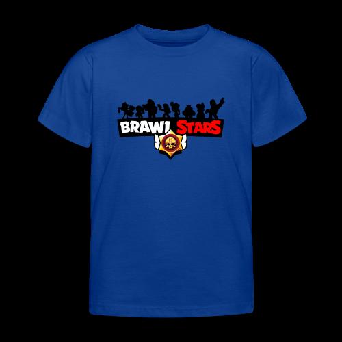 BRAWL STARS - Camiseta niño