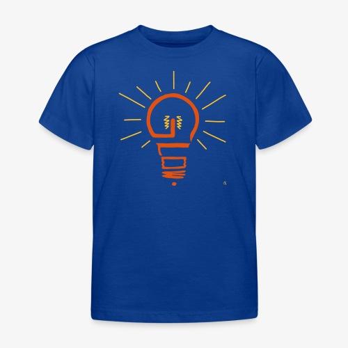 Glow - Kinder T-Shirt