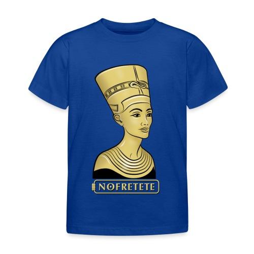 Nofretete I Königin von Ägypten - Kinder T-Shirt