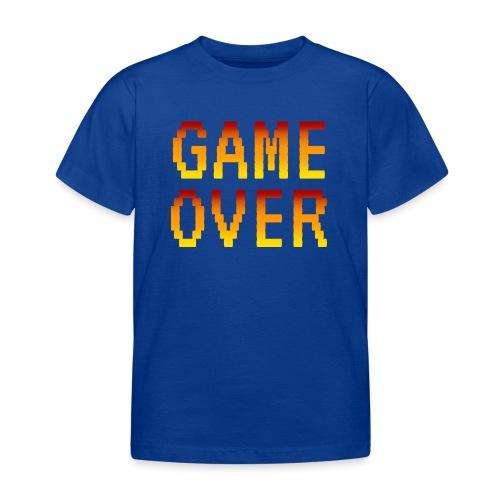 Game Over - Maglietta per bambini