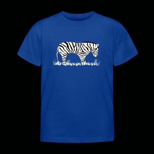 Zebra - Kinder T-Shirt