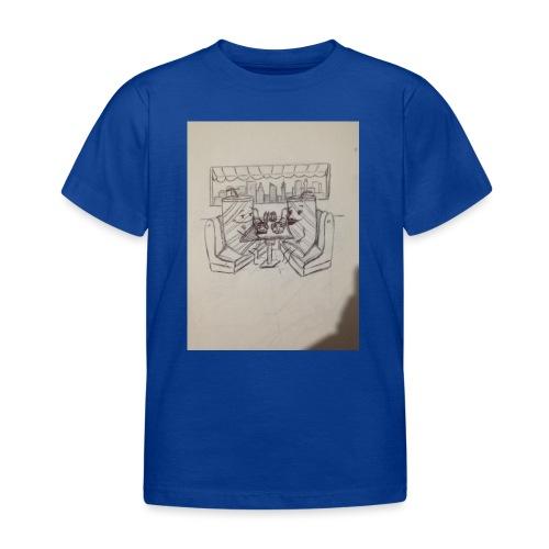 Compartimos juntos - Camiseta niño