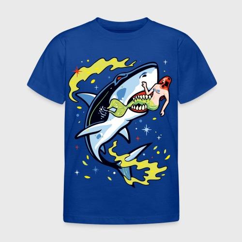 Requin mangeur de sirène - T-shirt Enfant