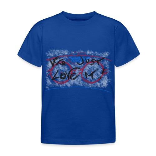 Eishockey ... wir lieben es! - Kinder T-Shirt