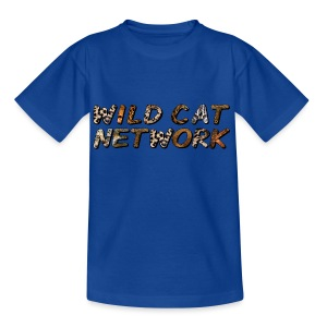 WildCatNetwork 1 - Kinder T-Shirt