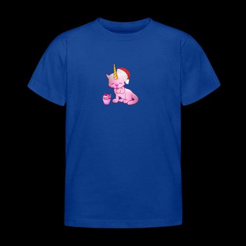 Licorne père noël - T-shirt Enfant