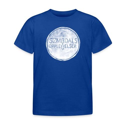 Sømådalsopplevelser - T-skjorte for barn