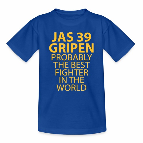 Gripen - Probably the best fighter - T-shirt barn