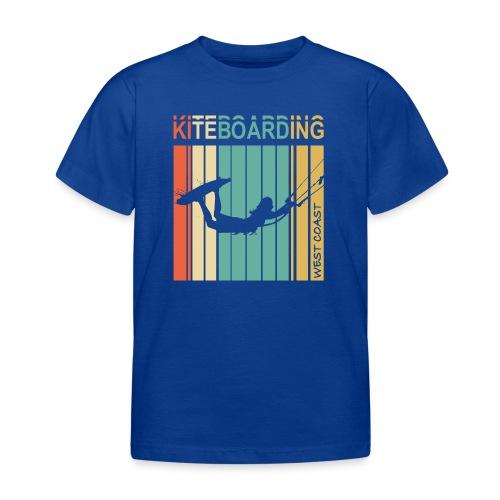 Kiteboarding WEST COAST - T-shirt Enfant