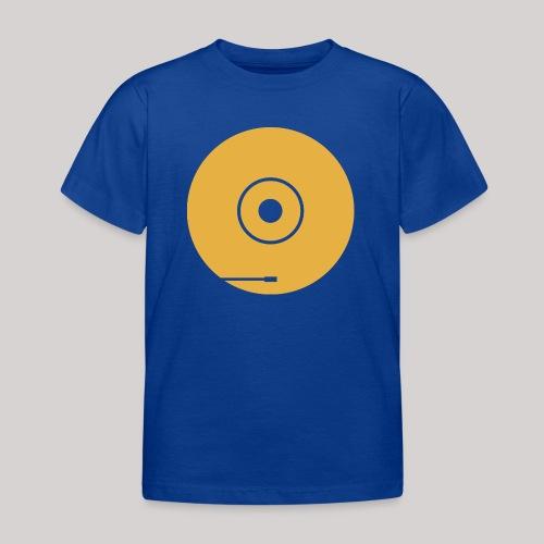 disco PF 1colore giallo - Maglietta per bambini