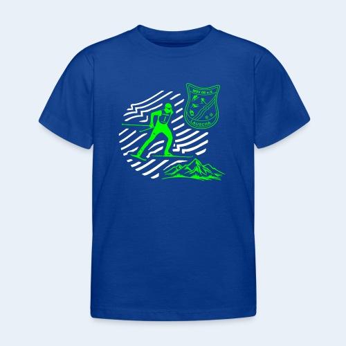 Mountain Skate - Kinder T-Shirt