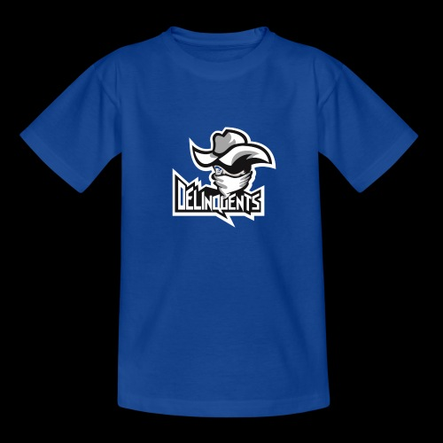 Delinquents TriColor - Børne-T-shirt