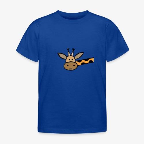 Girafe mignonne. - T-shirt Enfant