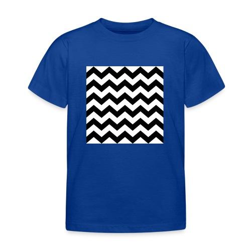 zigzag png - T-shirt Enfant