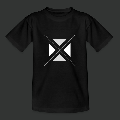 hipster triangles - Kids' T-Shirt