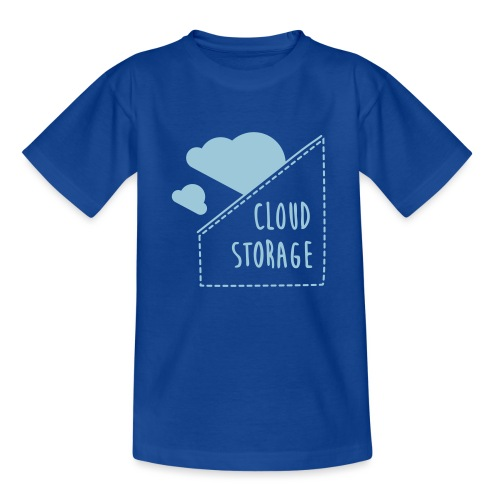 Cloud Storage - Kinder T-Shirt