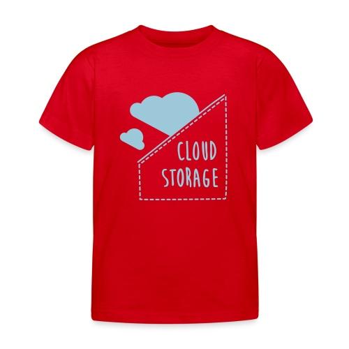 Cloud Storage - Kinder T-Shirt