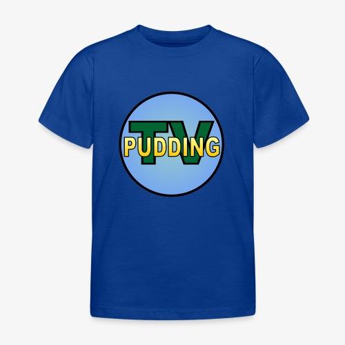 Pudding-TV - T-skjorte for barn
