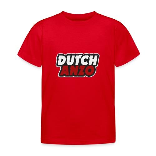 dutchanzo - Kinderen T-shirt
