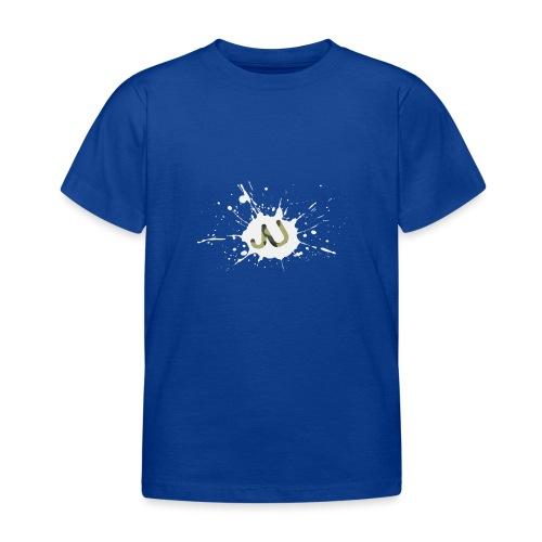 logo2 6 pinkki - Lasten t-paita