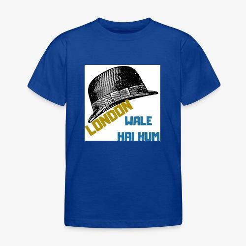 LONDON WALE - T-shirt barn