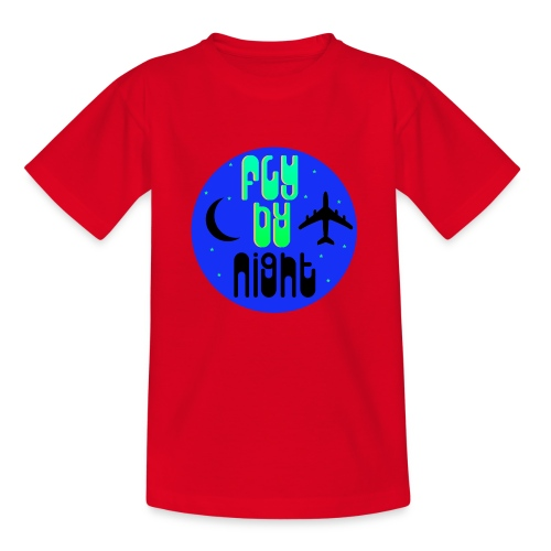 Fly By Night - Kids' T-Shirt