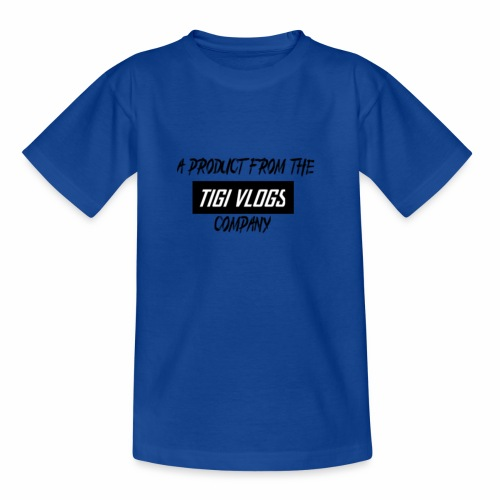 A PRODUCT FROM THE TIGIVLOGS COMPANY - T-shirt barn
