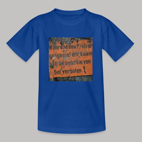 Verbot - Kinder T-Shirt