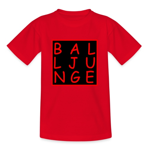 Balljunge - Kinder T-Shirt