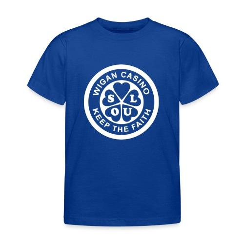Wigan Casino - Kids' T-Shirt