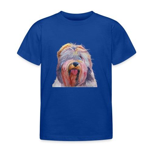 schapendoes - Børne-T-shirt