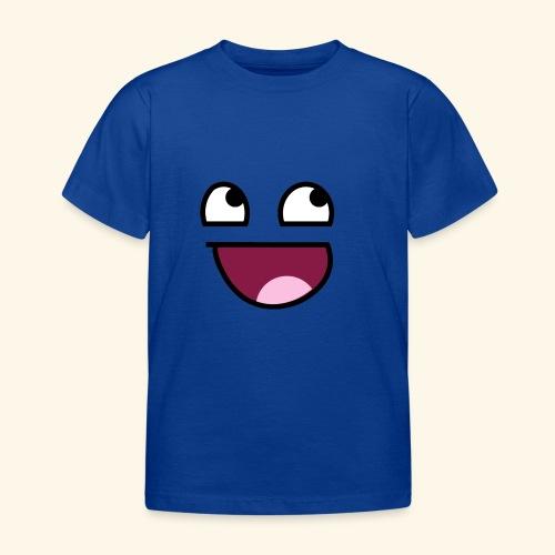 Smiley - Børne-T-shirt